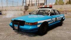 Новый Police Cruiser