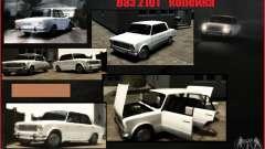 ВАЗ 2101 КОПЕЙКА для GTA 4