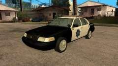 Ford Crown Victoria 2003 Police для GTA San Andreas