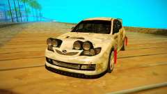 Subaru Impreza WRX STi N14 Rallycross