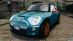 Mini Cooper S v1.3 для GTA 4