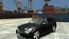 Saab 9-7X для GTA 4