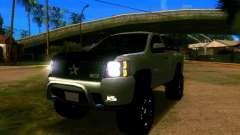Chevrolet Silverado Final для GTA San Andreas