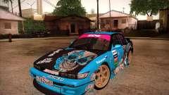 Nissan Silvia S13 NonGrata из Moscow Drift для GTA San Andreas