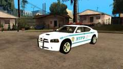 Dodge Charger Police NYPD для GTA San Andreas