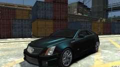 Cadillac CTS-V Coupe 2011 v.2.0