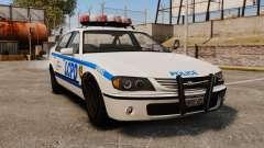 Новый Police Patrol для GTA 4