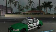 Ford Crown Victoria 2003 Police для GTA Vice City
