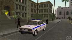 ВАЗ 2107 ППС Арзамаса для GTA San Andreas