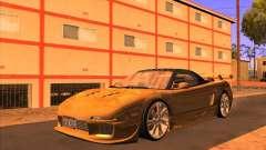 Acura NSX 1991 Tunable