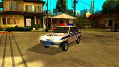 ВАЗ-2109 ДПС для GTA San Andreas