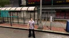 Информация  о игроке для GTA 4