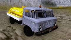 ГАЗ 66 ГСМ