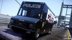 Boxville Police для GTA 4
