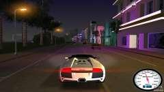 Спидометр для GTA Vice City