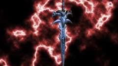 Frostmorn - меч короля Лича из WoW
