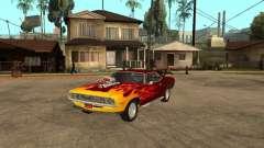 Dodge Challenger Tuning для GTA San Andreas