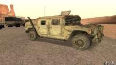 Hummer Spec Ops The Line