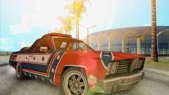 Trailblazer from FlatOut2 для GTA San Andreas