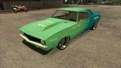 Chevrolet Camaro Falken 1969 для GTA San Andreas