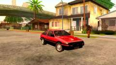 Toyota Corolla Carib AE 86 для GTA San Andreas