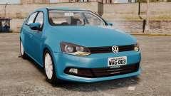 Volkswagen Voyage G6 2013 для GTA 4