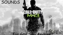 Weapon Sound из CoD MW3