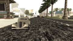 New roads in Las Venturas для GTA San Andreas