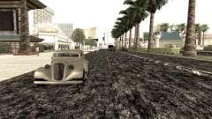 New roads in Las Venturas