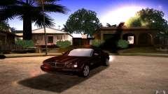 Jaguar Xj8 для GTA San Andreas