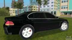 BMW 7-Series 2002 для GTA Vice City
