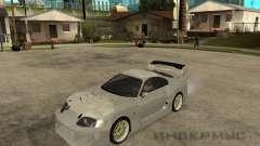 Toyota Supra M4K для GTA San Andreas