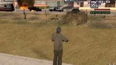 Угроза для GTA San Andreas