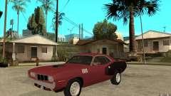 Plymouth Cuda 426