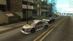 Mitsubishi Lancer Evo X Trailblazer Dirt2 для GTA San Andreas