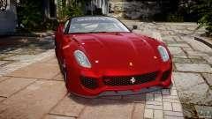 Ferrari 599 XX для GTA 4
