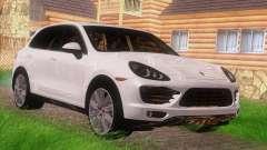 Porsche Cayenne Turbo 958 2011 V2.0