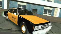 Chevrolet Impala 1986 Taxi Cab