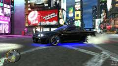 Nissan SkyLine R34 GT-R V-spec II для GTA 4