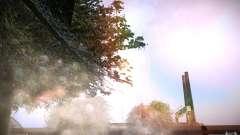 Lensflare 1.1 Final для GTA San Andreas