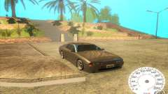 New Elegy Hatch 2011 для GTA San Andreas