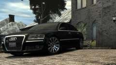 Audi A8 6.0L Quattro (Перевозчик 3)