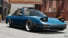 Nissan Onevia для GTA 4