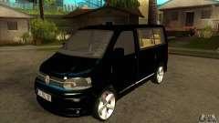 Volkswagen Caravelle 2011 SWB для GTA San Andreas