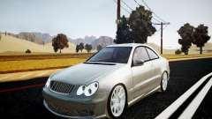 Mercedes-Benz CLK63 AMG Final для GTA 4