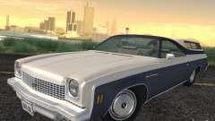 Chevrolet El Camino 1973 для GTA San Andreas