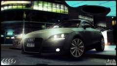 Audi TT 2007 [NFS Undercover] для GTA 4