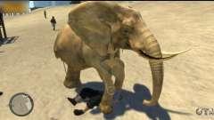 Слон для GTA 4