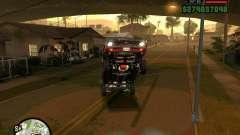 Dragger для GTA San Andreas