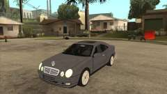 Mercedes-Benz CLK320 Coupe для GTA San Andreas